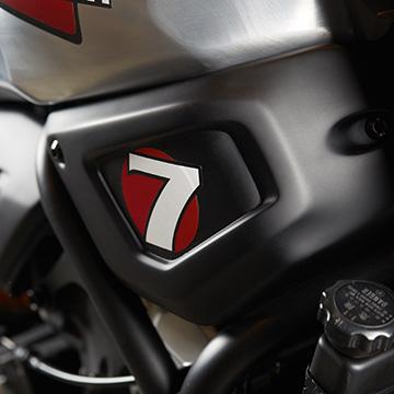 XSR700 Super Seven
